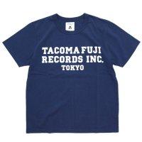 TACOMA FUJI RECORDS タコマフジレコード|TACOMA FUJI RECORDS INC TEE (ネイビー)(プリントTシャツ)