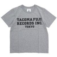 TACOMA FUJI RECORDS タコマフジレコード|TACOMA FUJI RECORDS INC TEE (ヘザーグレイ)(プリントTシャツ)