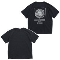 remilla レミーラ|ドローバック TEE (ブラック)(Tシャツ)