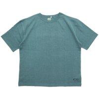 A HOPE HEMP アホープヘンプ|Set in BIG S/S Tee (レインフォレスト)(Tシャツ)