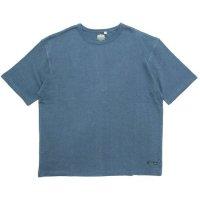 A HOPE HEMP アホープヘンプ|Set in BIG S/S Tee (ライトインディゴ)(Tシャツ)