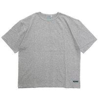 A HOPE HEMP アホープヘンプ|Set in BIG S/S Tee (アッシュドグレイ)(Tシャツ)