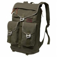 SUBDUED サブデュード|WOODPECKER BACKPACK (ディープフォレスト)(ブッシュクラフト用 バックパック)