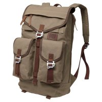 SUBDUED サブデュード|WOODPECKER BACKPACK (ウォルナット)(ブッシュクラフト用 バックパック)