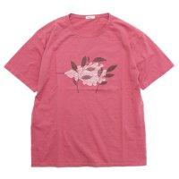 remilla レミーラ|PLANTS IN WIND (アッシュピンク)(Tシャツ)