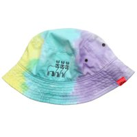 KM4K カモシカ|STAFF HAT (タイダイ)(ハット)