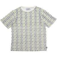 A HOPE HEMP アホープヘンプ|W FOL S/S Tee (グリーン)(ヘンプコットン Tシャツ)