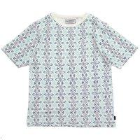 A HOPE HEMP アホープヘンプ|W FOL S/S Tee (インディゴ)(ヘンプコットン Tシャツ)