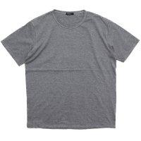 remilla レミーラ|BLANK S/SL TEE (ダークグレイ杢)(無地Tシャツ)