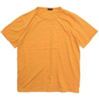 remilla レミーラ|BLANK S/SL TEE (ライトオレンジ)(無地Tシャツ)