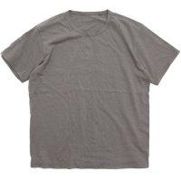 remilla レミーラ|SPECIAL BLANK S/SL TEE (灰茶)(無地Tシャツ)