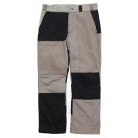 Nasngwam ナスングワム|VARIOUS PANTS (ブラック:L)(リメイクアイテム)