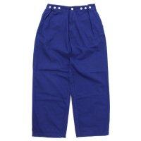 Nasngwam ナスングワム|RURAL PANTS (ブルー)(イージーパンツ)