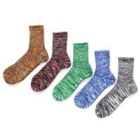 Urge アージ|Mix Socks Short (ブーツ用 クルーソックス)