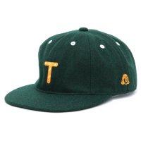 TACOMA FUJI RECORDS タコマフジレコード|T CAP (グリーンオレンジ)(キャップ)