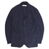 melple メイプル|ウィンターキャット 3B JACKET (ネイビー)(伸縮性抜群のジャケット)