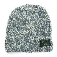GO HEMP ゴーヘンプ|MIKSA CAP (ブルー)(ニット帽)