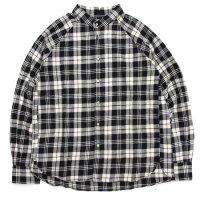 HiHiHi ひひひ|ゴデシャツ (タータンチェック)(スタンドカラーシャツ)