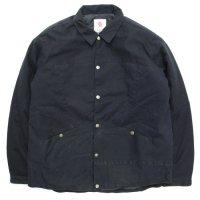 Nasngwam ナスングワム|BARBARIAN JACKET (ブラック L)(リメイク 中綿ジャケット)