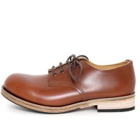 William Lennon ウィリアムレノン|#157 Hill Shoe (キャメル ラティーゴ)(ワークブーツ)