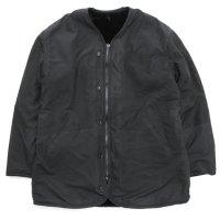 Nasngwam ナスングワム|GRIZZLY JACKET (ブラック XL)(リメイク リバーシブルジャケット)