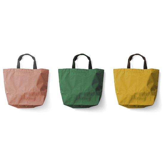 【21-22 予約商品】GREEN CLOTHING グリーンクロージング|NYLON TOTE BAG (ナイロン トートバッグ)