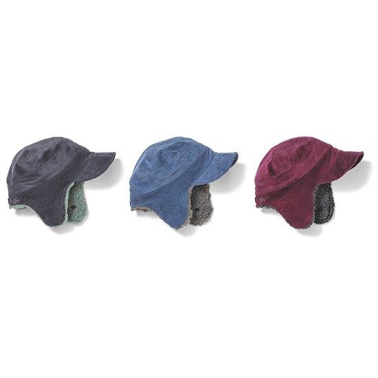 【21-22 予約商品】GREEN CLOTHING グリーンクロージング|CITY BOA CAP (シティ ボアキャップ)