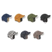 【21-22 予約商品】GREEN CLOTHING グリーンクロージング|BOA CAP (ボアキャップ)