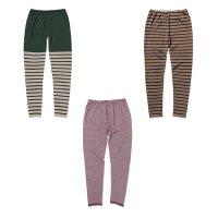 【21-22 予約商品】GREEN CLOTHING グリーンクロージング|WOOL PANTS (メリノウール ファーストレイヤー)