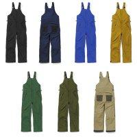 【21-22 予約商品】GREEN CLOTHING グリーンクロージング|BIB PANTS (ビブパンツ)