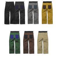 【21-22 予約商品】GREEN CLOTHING グリーンクロージング|4 POCKETS (フォーポケッツ)