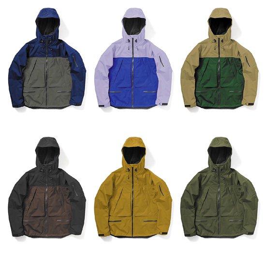 【21-22 予約商品】GREEN CLOTHING グリーンクロージング|OGA JACKET (オガジャケット)