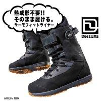 AREth アース |× Deeluxe ディーラックス 21-22 RIN PF (熱成型無しでそのまま履けるインナーライト)(リン スノーボード用ブーツ)