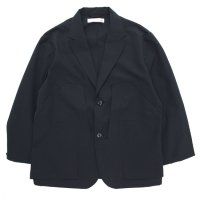 melple メイプル|S.G. City Hunter Jacket (ブラック)(収納力抜群のジャケット)