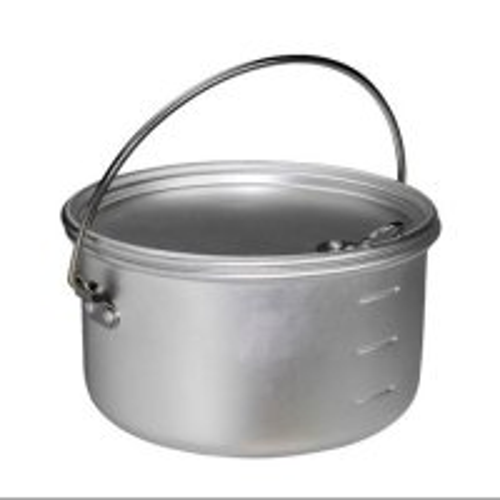【EVERNEW エバニュー】Backcountry Almi Pot &  Nabe Tsucam Set(アルミポット)(ナベツカミ)(セット)