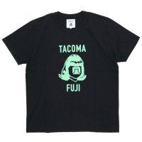 TACOMA FUJI RECORDS タコマフジレコード|LOGO MARK (ブラック)(プリントTシャツ)