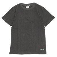 A HOPE HEMP アホープヘンプ|Regular S/S Tee (オールドブラッキー)(ヘンプコットン Tシャツ)