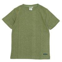 A HOPE HEMP アホープヘンプ|Regular S/S Tee (ハーブグリーン)(ヘンプコットン Tシャツ)