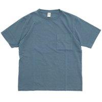 Jackman ジャックマン|JM5009 Pocket T-shirt (シャドーサックス)(ポケTEE)