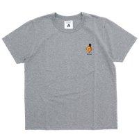 TACOMA FUJI RECORDS タコマフジレコード|WEE WEE (ヘザーグレイ)(プリントTシャツ)
