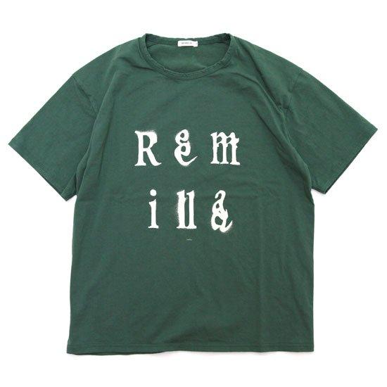 remilla レミーラ|Remilla Tee (グリン)(プリントTEE)