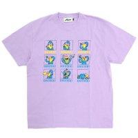 Nasngwam ナスングワム|REMOTE DRINKING TEE (ライトパープル)(Tシャツ)