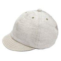 Nasngwam ナスングワム|RE:SPLASH CAP (ナチュラル)(リメイクキャップ)