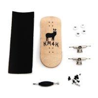 KM4K カモシカ|FINGER SKATE BOARD (フィンガースケートボード)