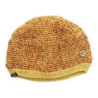 GO HEMP ゴーヘンプ|ALUCH BERET (オレンジ)(ベレー帽)