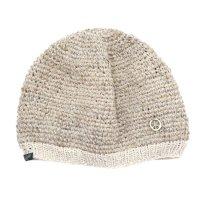 GO HEMP ゴーヘンプ|ALUCH BERET (ホワイト)(ベレー帽)