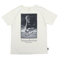 GO HEMP ゴーヘンプ|Imperfection S/SL TEE (ナチュラル)(プリントTシャツ)
