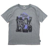 GO HEMP ゴーヘンプ|MY FAVORITE GEAR S/SL TEE (フェアグリーン)(プリントTシャツ)