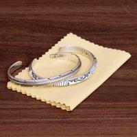 Silver Polishing Cloth (シルバー・真鍮 磨きクロス)
