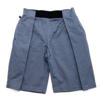 RELAX FIT リラックスフィット|NORTH PADRE ISLAND BEACH Shorts (ブルーグレイ)(ラップショーツ)